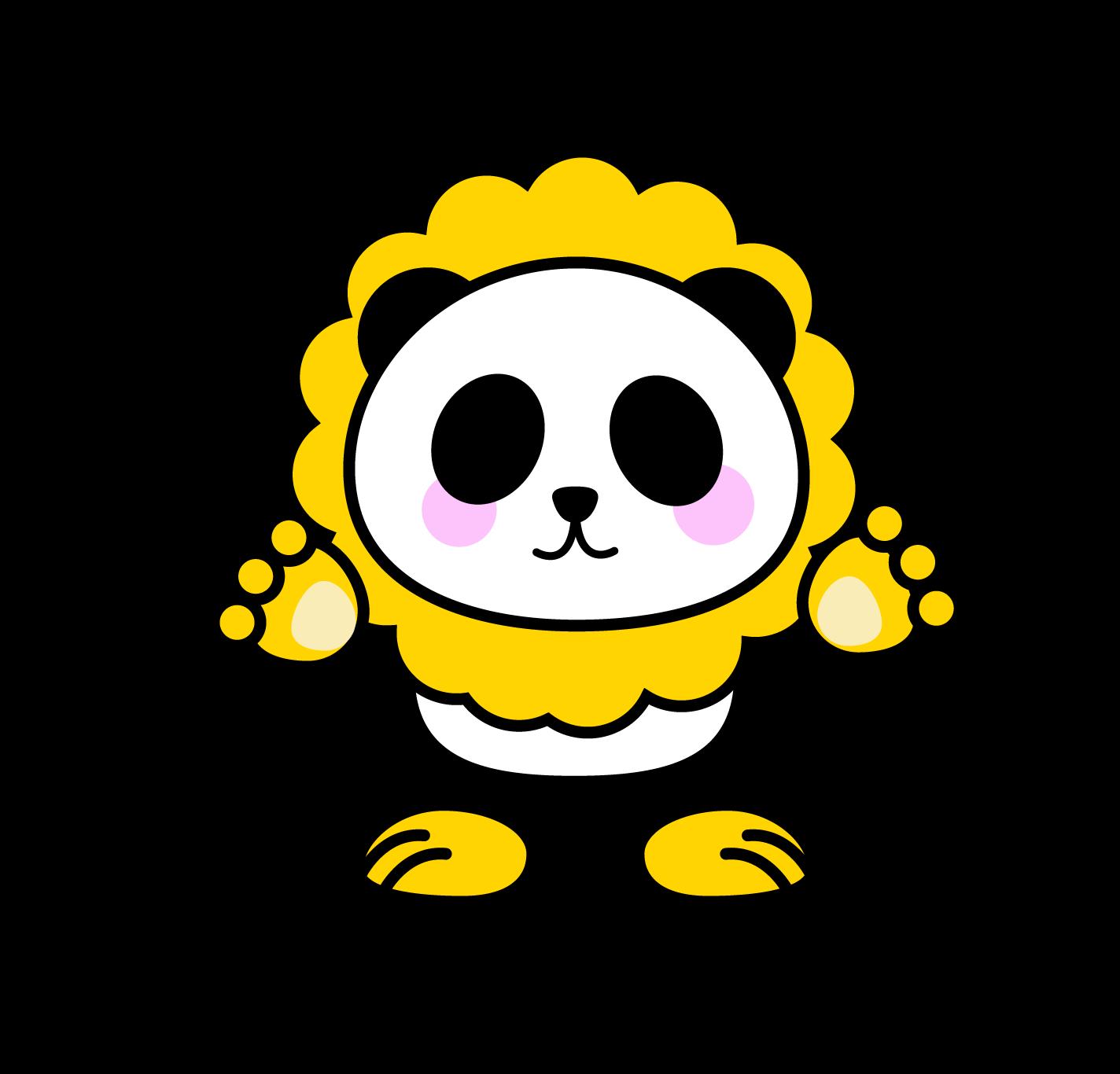 panda-lion